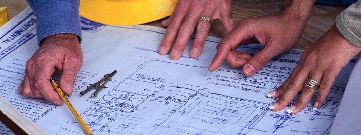 Prowadzimy nadzory budowlane, kierujemy budowami